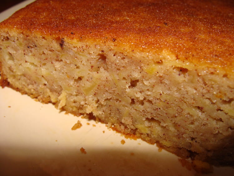cake orange cannelle