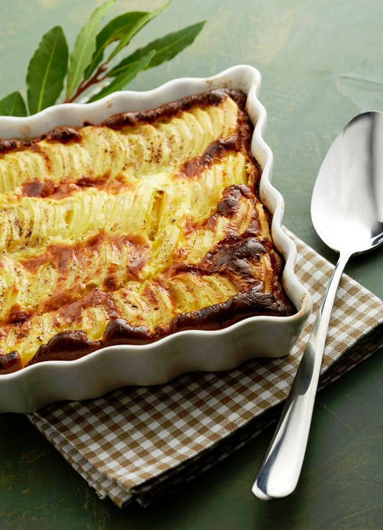 recette de gratin dauphinois de pompadour label rouge la recette facile. Black Bedroom Furniture Sets. Home Design Ideas