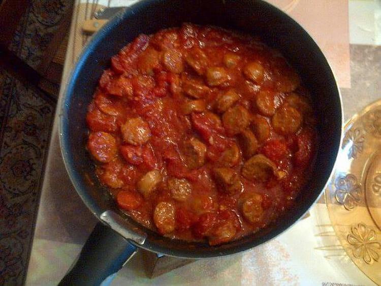 Recette de rougail saucisse tout simple la recette facile - Cuisiner des saucisses ...