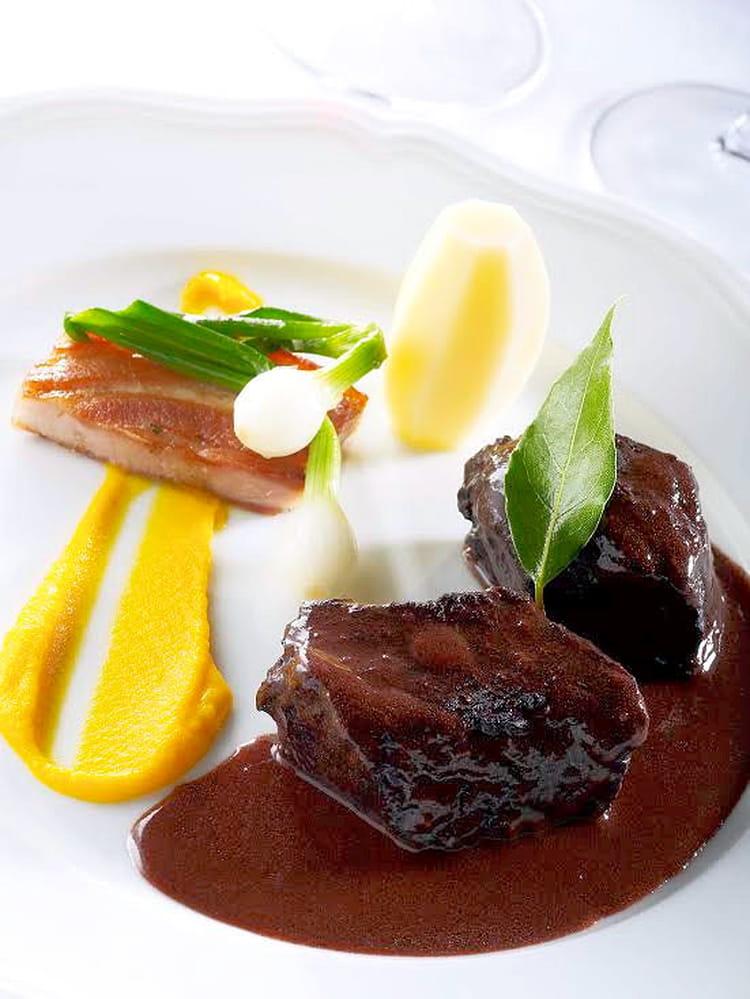 Recette de b uf bourguignon destructur la recette facile - Cuisiner le boeuf bourguignon ...