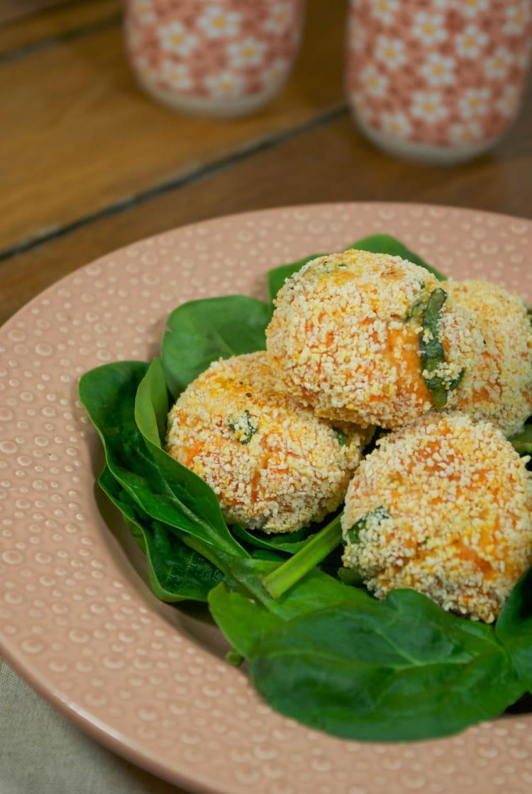 Recette de Boulettes végétariennes : la recette facile