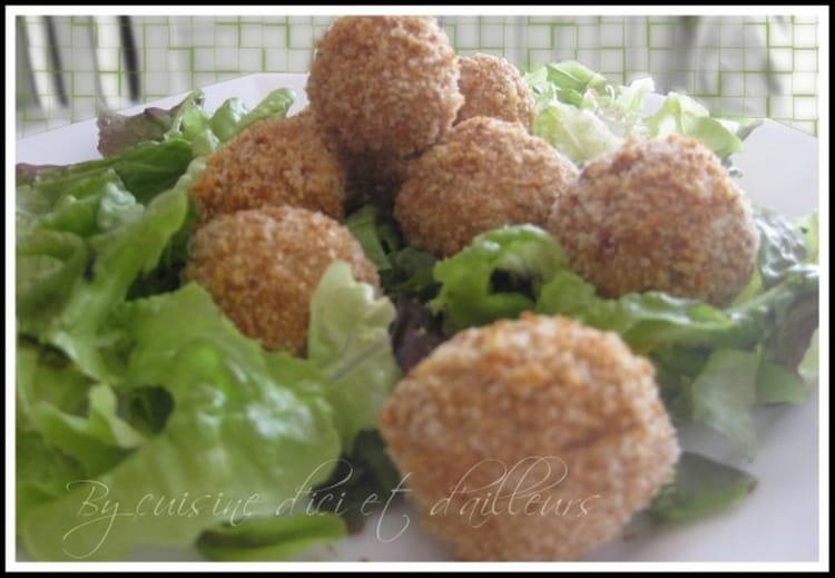 Recette de boulettes fa onn es avec les restes du frigo la recette facile - Cuisiner avec les restes du frigo ...