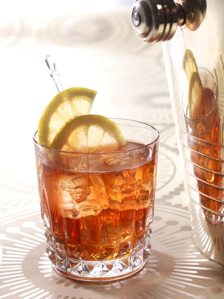 Recette de cocktail french n 7 la recette facile for Jardin facile cognac